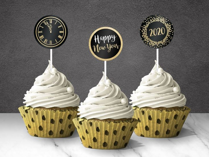 2020 New Years Eve Party // 2020 NYE Toppers // Happy New ...