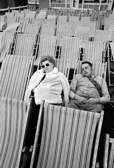 Martin Parr GB. England. Blackpool. 1970.
