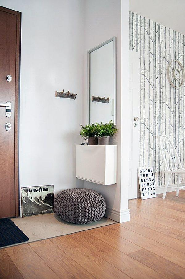Inspiración Deco: Cómo sacar partido al recibidor de casa | TRÊS STUDIO ^ blog de decoración nórdica y reformas in-situ y online ^