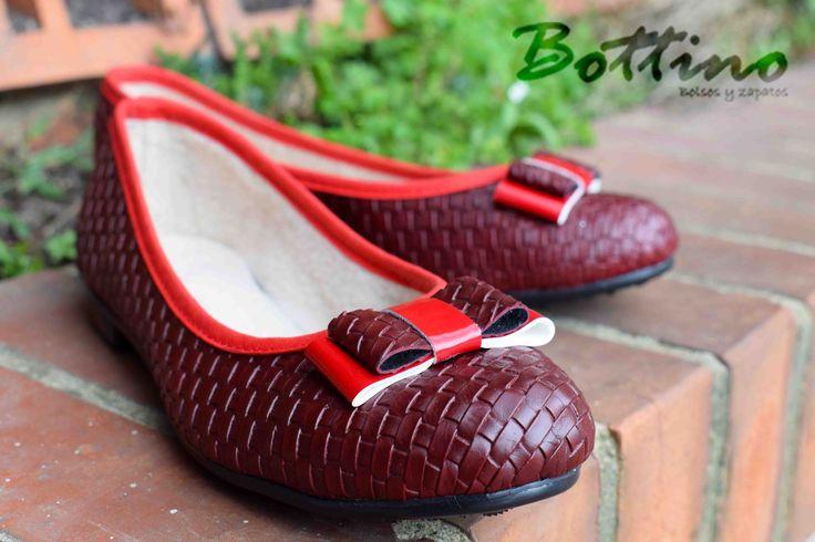 ¡Cómodas y versátiles! #Zapatos #Baletas #Mujeres #CompraColombiano #Online #YoUsoBottino #Colombia