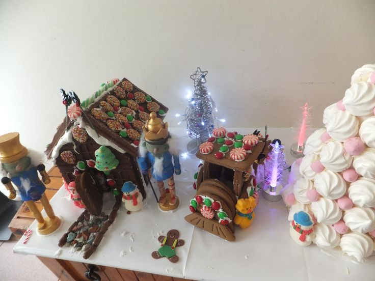 2012 gingerbread house :)