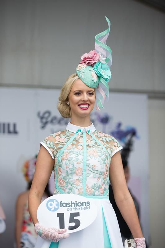 Racing Fashion: Fashions on the Field at Geelong