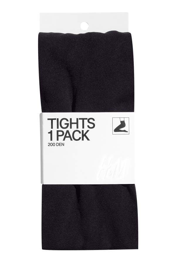 H&M Opaque Tights