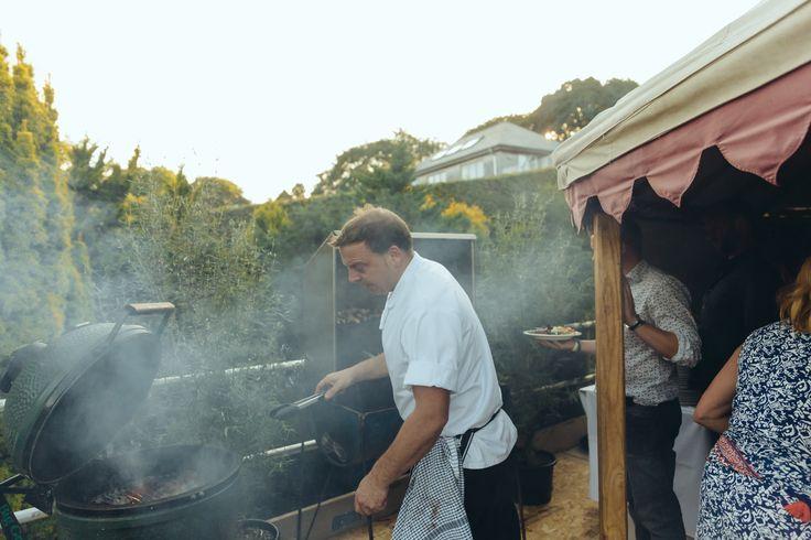 Head chef Paul