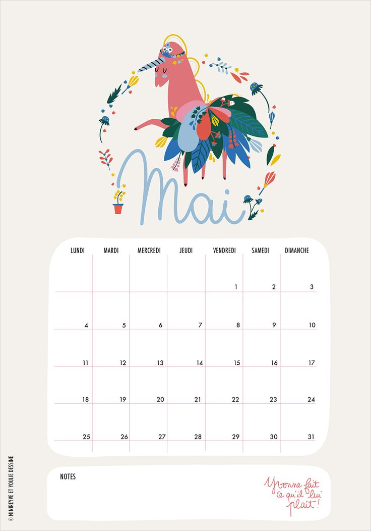 Free Printable Calendar May 2015