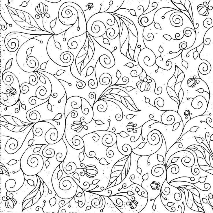 Floral Pattern 001 By Caitokumara D4udzhr 894x894 PatternsFlower