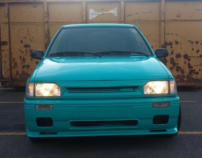 1993 Ford Festiva B6TFESTIVA Registry First