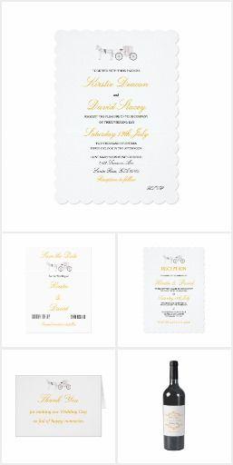 Wedding Stationery & Accessories Set 07
