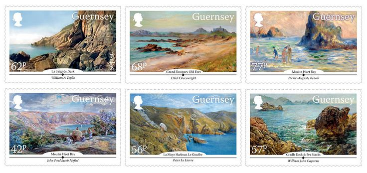COLLECTORZPEDIA SEPAC Artists of Guernsey