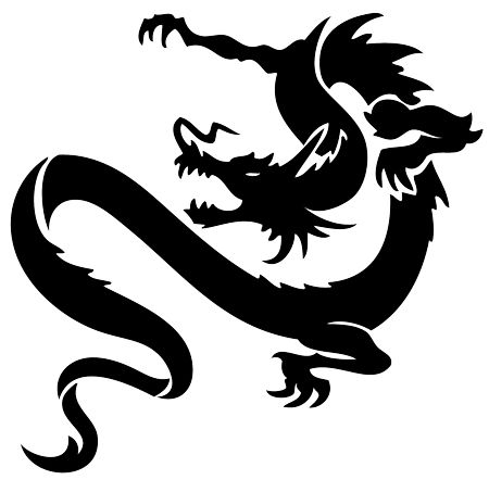 63 best images about dragons on pinterest how to draw chinese dragon and simple line drawings. Black Bedroom Furniture Sets. Home Design Ideas