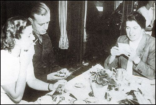 Traudl Humps Hans Junge and Johanna Wolf Traudl was by now in a relationship with Hans Junge Hitlers Valet.When they decided to marry they had to persuade Hitler so he would give permission.