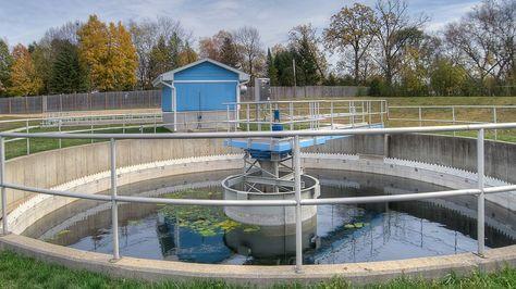 Energía solar para tratar aguas residuales - VeoVerde