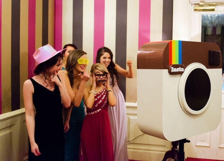 Fotobox selber bauen für gelungene Party-Fotos bei jeder Feier