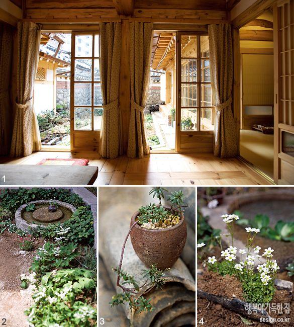 행복이가득한집 Design your lifestyle 들꽃처럼 아름다운 안국동 한옥 골목길에서 찾은 비밀정원
