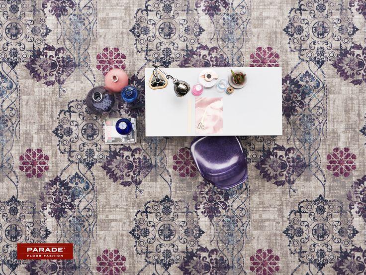 Voeg een tikkeltje vintage toe aan je woning met een klassiek tapijt van Desso in een hedendaags jasje.