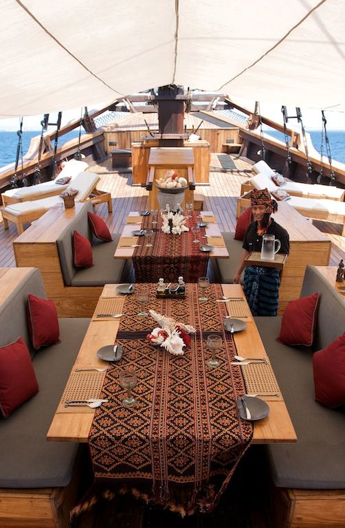 Traditional Yacht Silolona