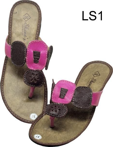 Casual Ladies Sandals. Comfortable to wear. GENUINE LEATHER. Rp. 40.000 per pc. (Free Delivery Cost for Jakarta, Bekasi, Tangerang, Depok)   Email: tshirtneil@gmail.com    WhatsApp: 089636032942