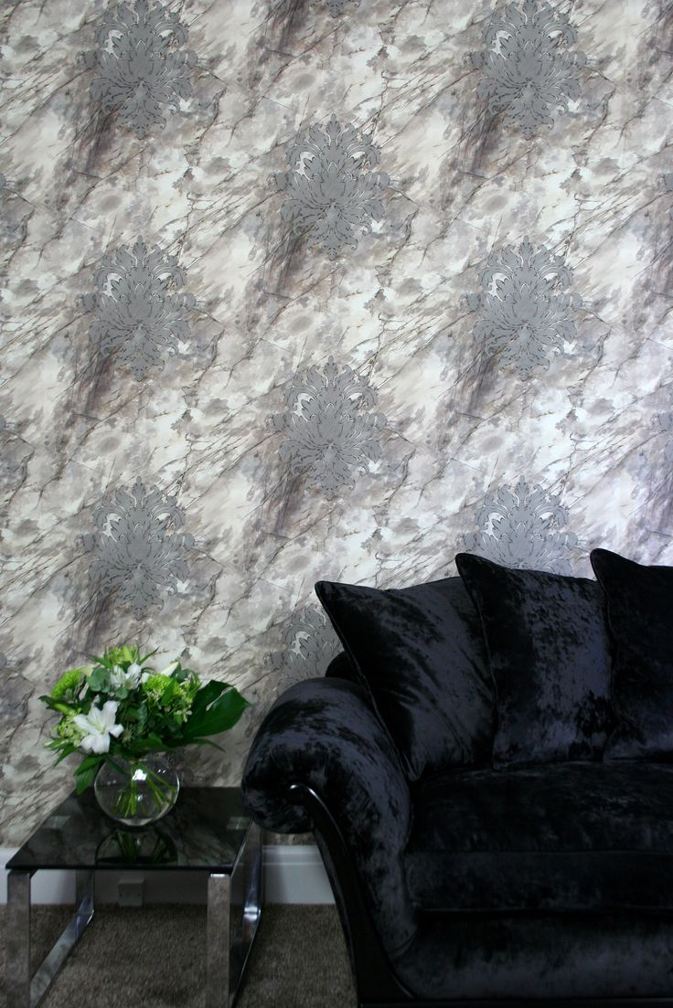MARBELLA presents a watercolour and marble style fusion with an artistic impression of natural marble effect detailing. In addition this design brings a sophisticated medallion feature, which is further enhanced with customised SWAROVSKI® ELEMENTS.