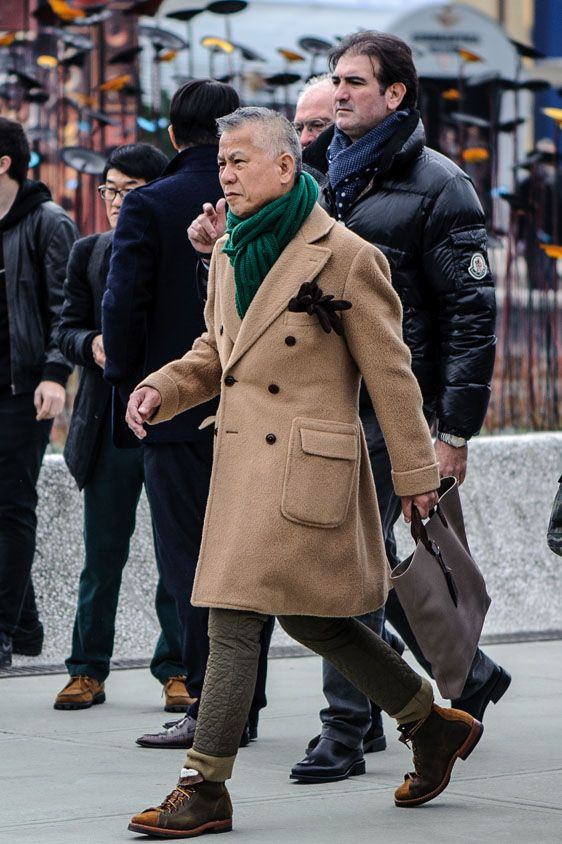The Camel Overcoat   The Renaissance of a Classic