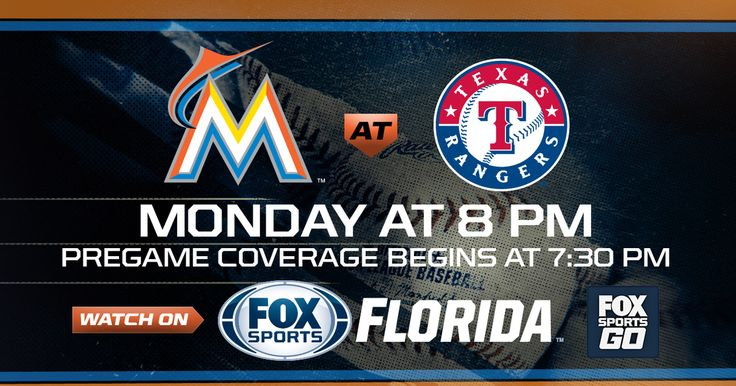 TV: FOX Sports Florida TIME: Pregame coverage begins at 7:30 p.m. CAN'T GET TO A TV? WATCH IT LIVE ON FOX SPORTS GO ARLINGTON, Texas — A weekend in St. Petersburg, Fla., was exactly what the Texas Rangers needed.  A three-game sweep of the Tampa Bay Rays not only turned around a season that...