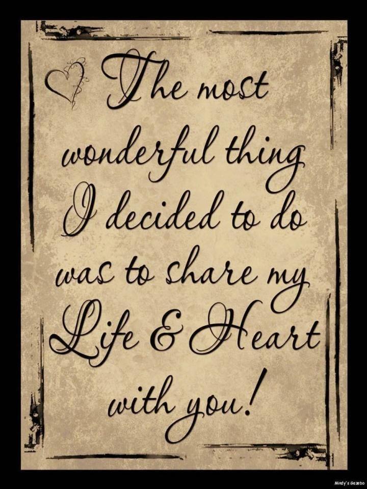 To my wonderful husband. <3