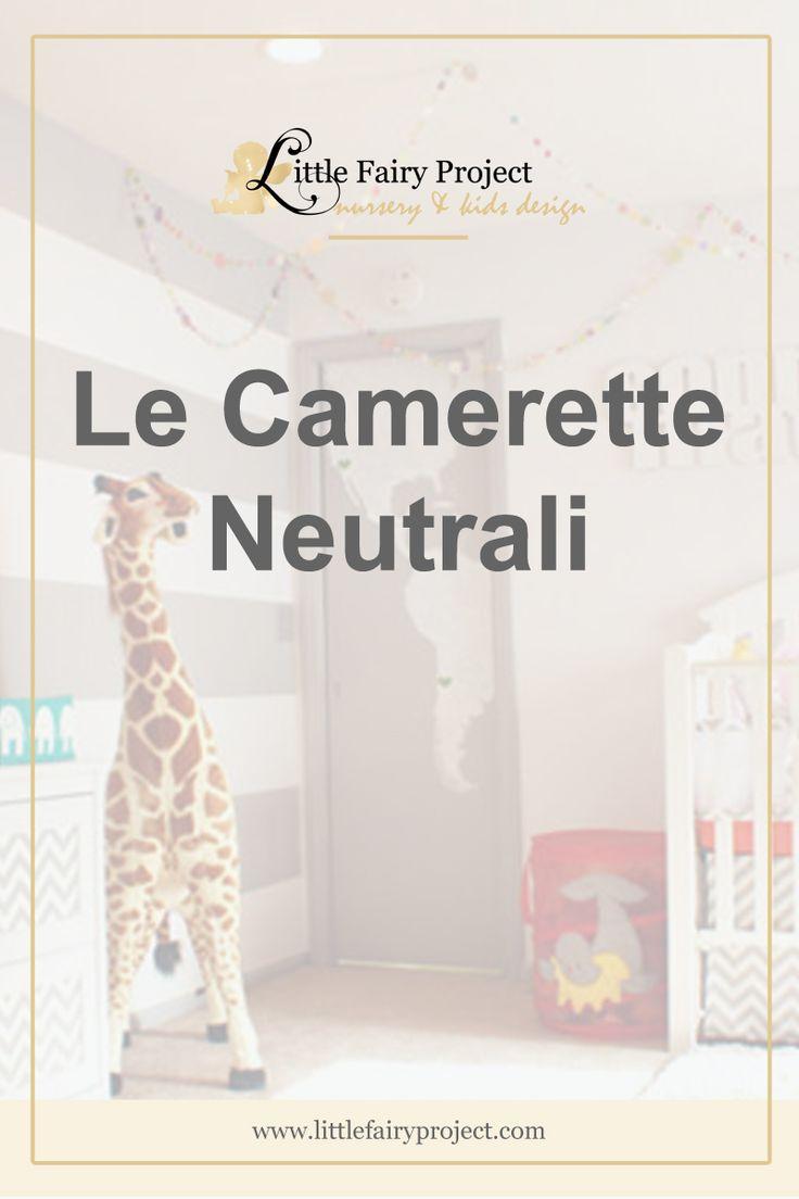 Come progettare una cameretta neutrale   Colori, stile, mobili e decoro per bambini   Idee e ispirazioni   Consigli professionali