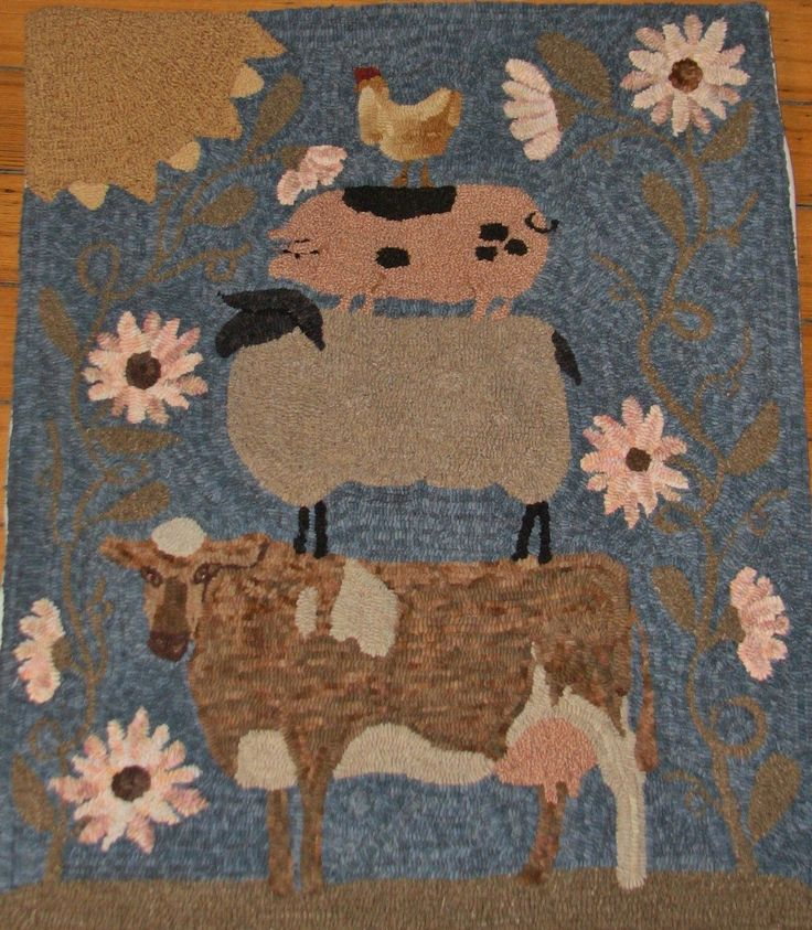 My Dog Ate Carpet Fibers: 1000+ Images About Pig Rugs/Quilts On Pinterest