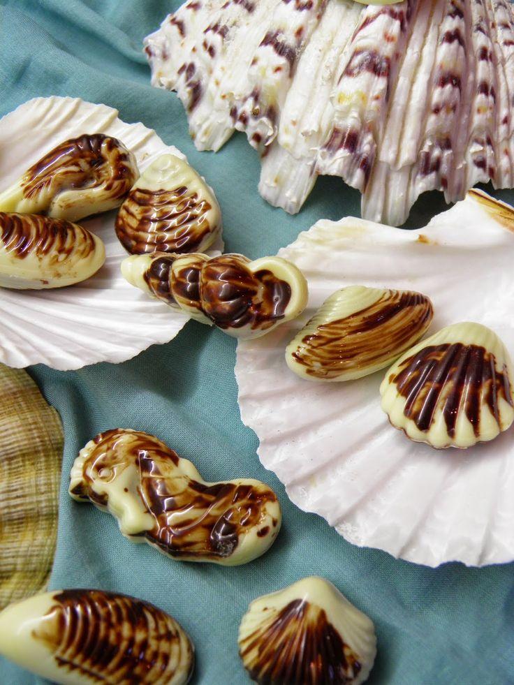 Csokoládé Reformer: Az igazi tenger gyümölcsei bonbon