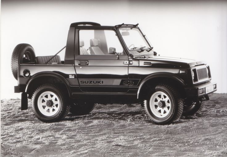 Suzuki SJ410 de Luxe (IAA, 09/1983)