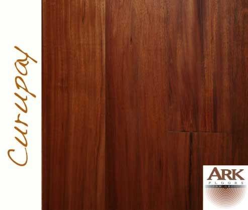 Curupay Prefinished Engineered Hardwood Floors By ARK Floors. Finish Shown:  CLEAR Www.shop4floors