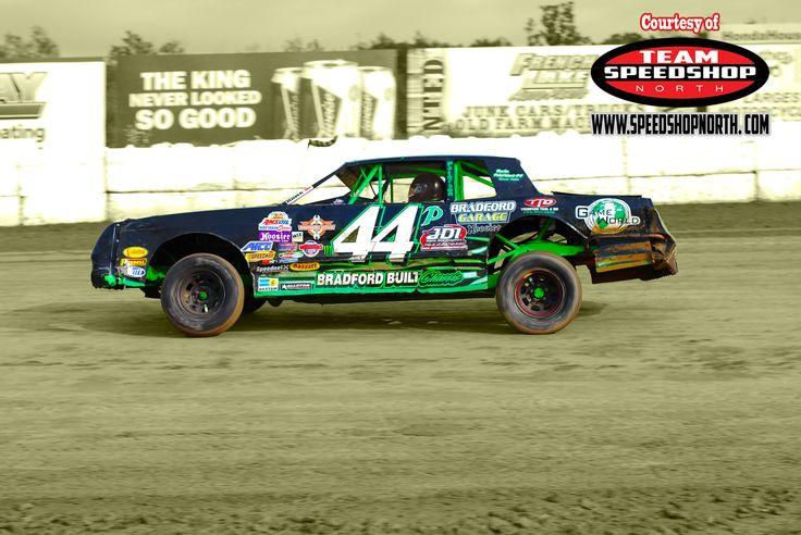 44p - Rusty Pete Wissota Street Stock #wissota #racing #street #stock #speedshop #north #granite #city #speedway #ogilvie #raceway #radmanracing