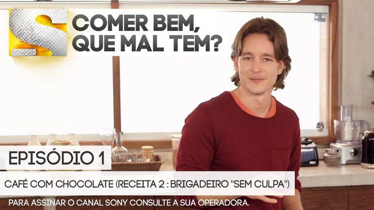 Comer Bem, Que Mal Tem? - Episódio 1 - Café com Chocolate (Receita 2: Br...