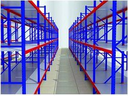 Heavy Duty Racking is the most popular raking, it provides 100 % retrieval access and improves retrieval efficiency. Pallet racking system is the ideal solution in areas where space is limited and takes it up by 33% -40%. Working with the belief to our make our customers satisfied, we are involved in presenting a broad range of Racking Systems to our customers. These Warehouse Racking Systems are manufactured using best available material to ensure their long service life. Besides, these…