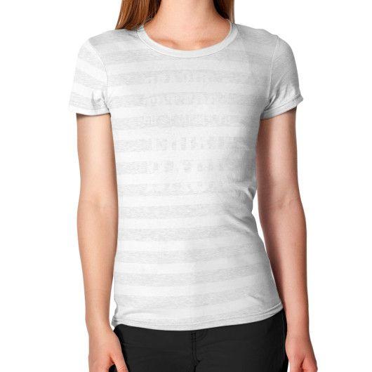 DEARDS TATTOOS Women's T-Shirt