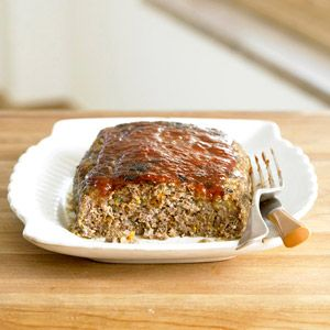 Classic Meat Loaf This classic recipe is perfect anytime. The mix of ...