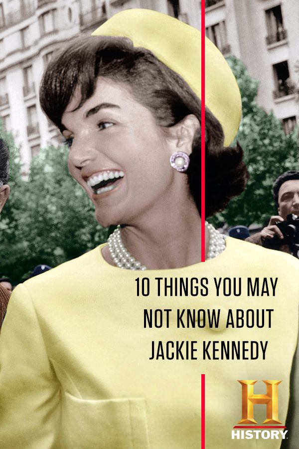 See why she's one of America's most iconic first ladies.