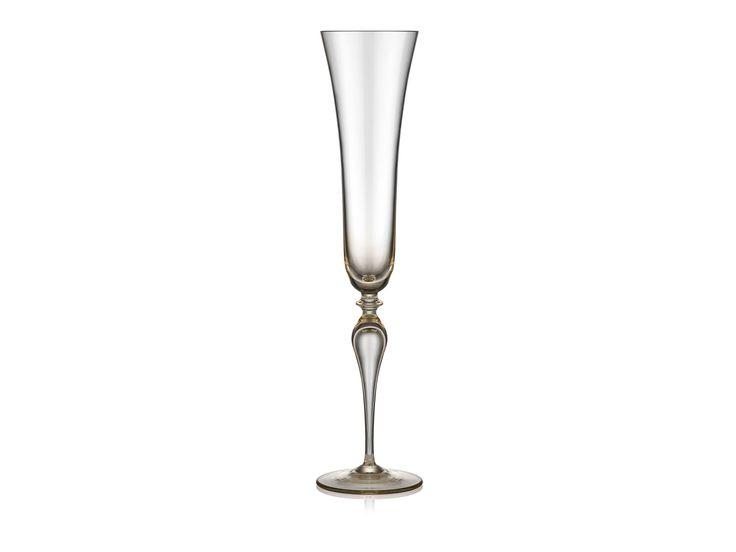 Prestige Şampanya Kadehi Antik Cam