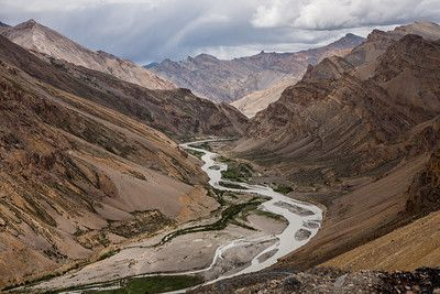 Nakee la - Journey from Leh to Manali, India