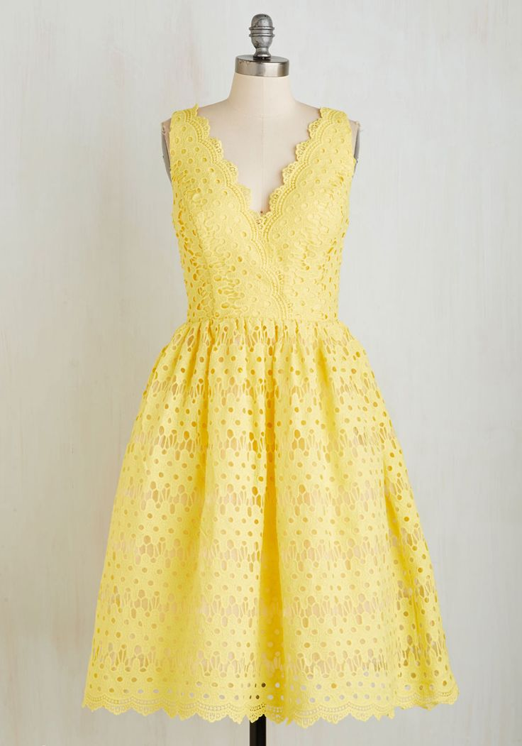 17 Best ideas about Yellow Summer Dresses on Pinterest | Yellow ...