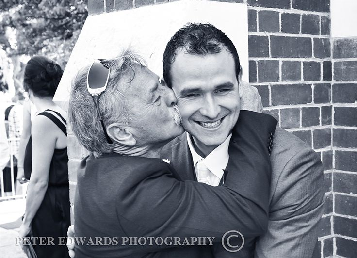 'Got It' moment at this gorgeous wedding. #perfect #timed #unique #blackandwhite #wedding #photography http://www.peteredwardsphotos.com.au