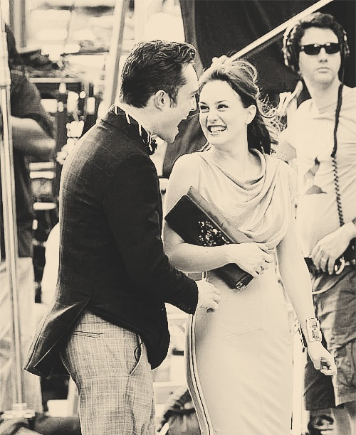 chuck and blair. I think I may just pin every picture of these two that I come across.