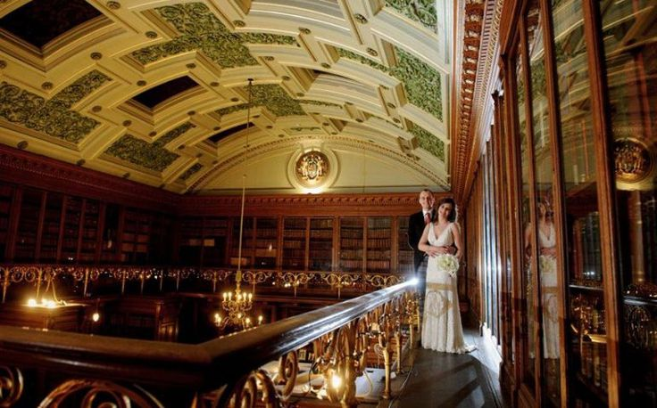 Luxury Scottish Weddings: Royal College of Physicians of Edinburgh