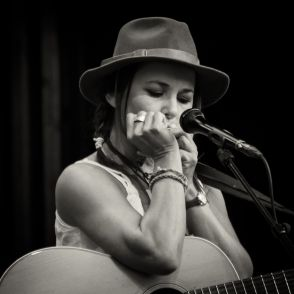 Sophie Zelmani @ Taubescenen, Liseberg #Concert #Photography