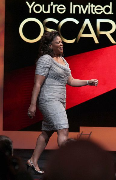 Mo'Nique at the 83rd Academy Awards Nominations Announcement 2011