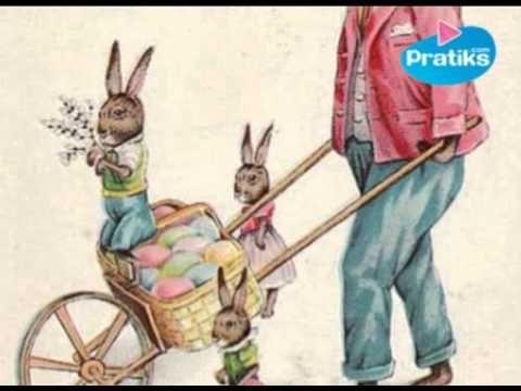 D'où vient le lapin de Pâques ? - YouTube