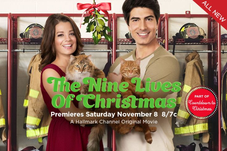 """The Nine Lives of Christmas"" (2014) - Premieres Saturday, November 8, 8/7c on the Hallmark Channel. 