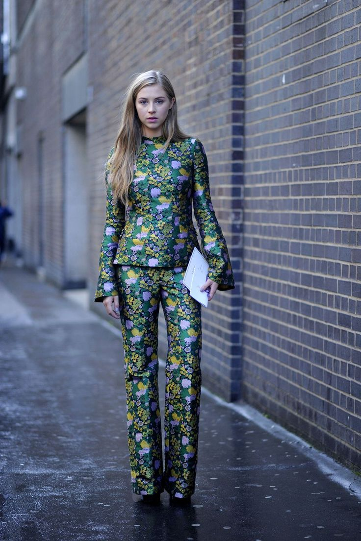 Seven Reasons Why Hermione Corfield Is Our Style Crush Right Now | British Vogue