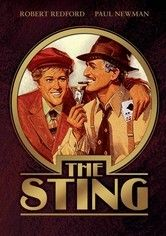 The Sting: Paul Newman, Robertredford, Favorite Movies, Paulnewman, Robert Redford, Roy Hill, Classic Movies, Great Movies, Sting 1973