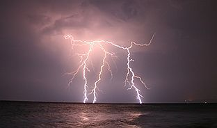What causes #thunder and #lightning