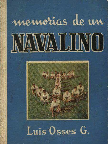"Memorias de Un Navalino ""Libro"""